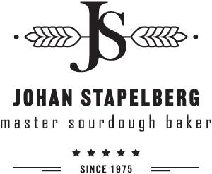 Johan Stapelberg - Master Sourdough Baker - Logo